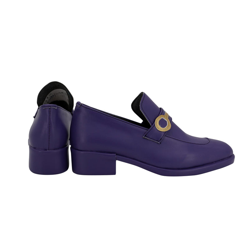 JoJo's Bizarre Adventure Higashikata Josuke Cosplay Shoes