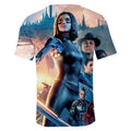 Alita T-Shirt - Battle Angel Graphic T-Shirt CSOS990