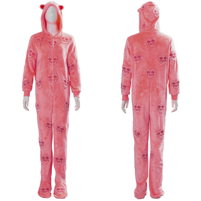 2020 Birds of Prey Hooded Pajamas And the Fantabulous Emancipation of One Harley Quinn Cosplay Costume