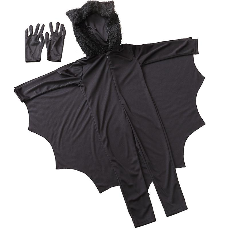 Children Performance Clothing Jumpsuits Animal Bat Halloween Costumes