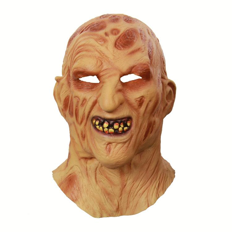 Halloween Party Ugly Face Mask Zombie Latex Masks