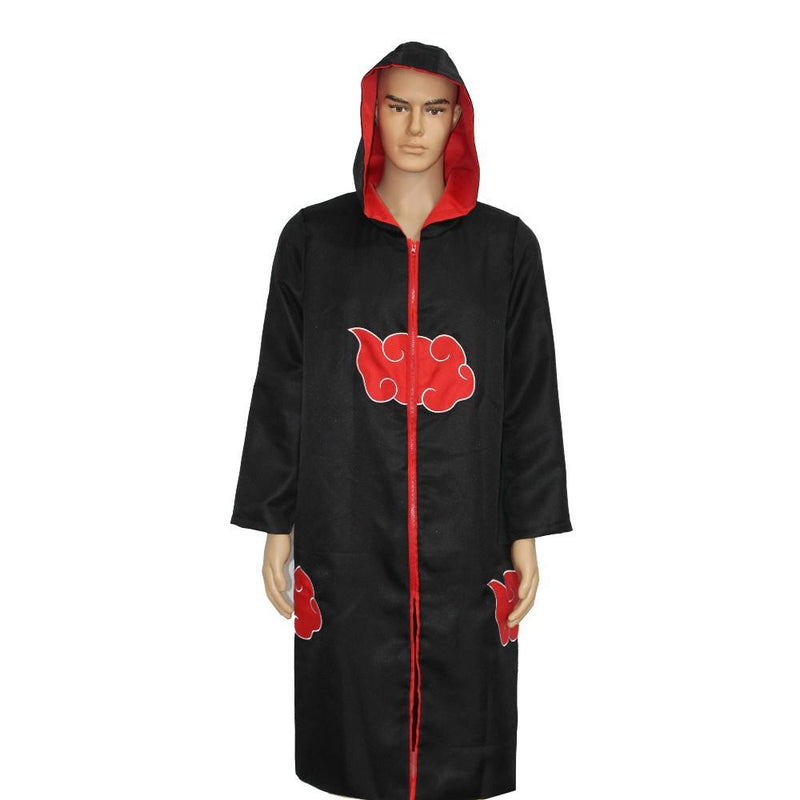 Halloween Naruto Cos Clothing Cloak Costume