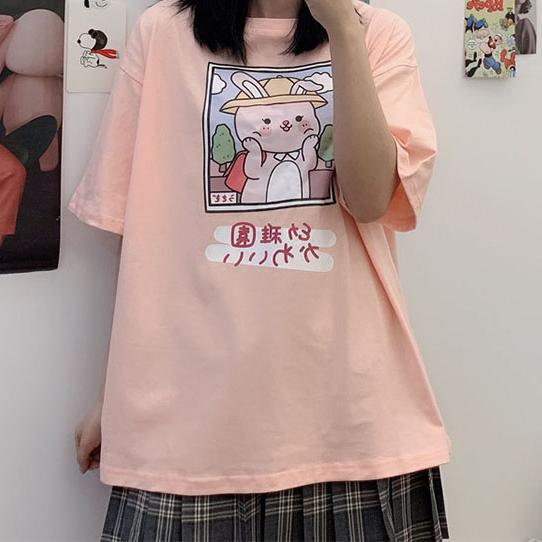 Bunny Girl T-shirt SD00283