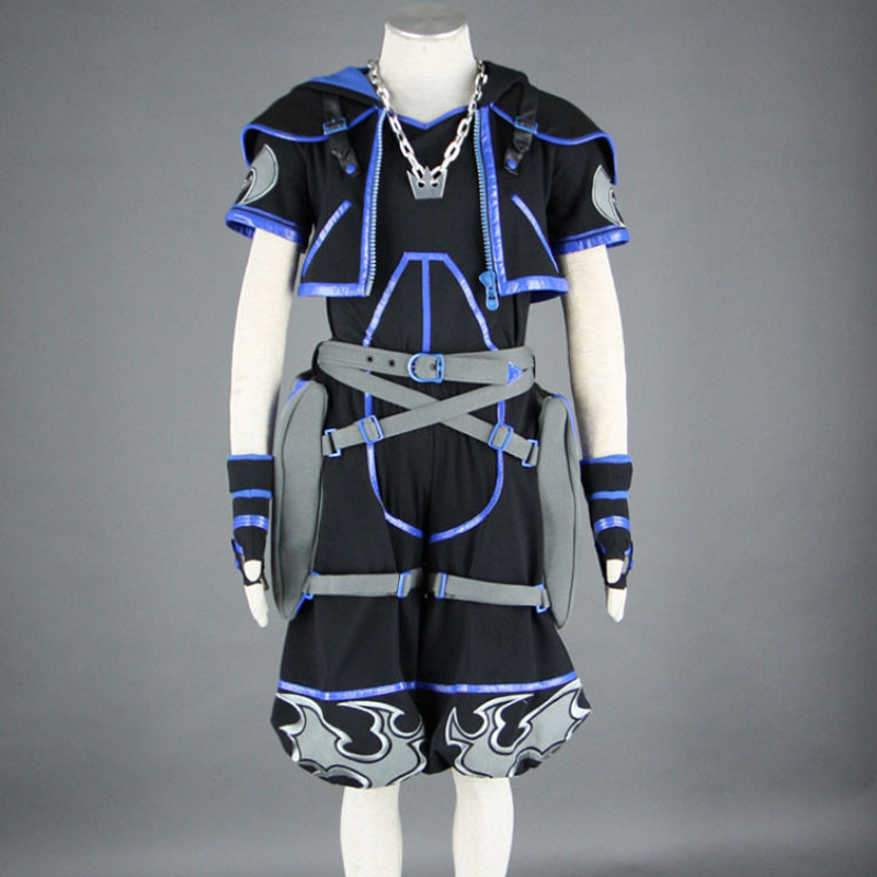 Kingdom Hearts Sora Cosplay Costume COT002
