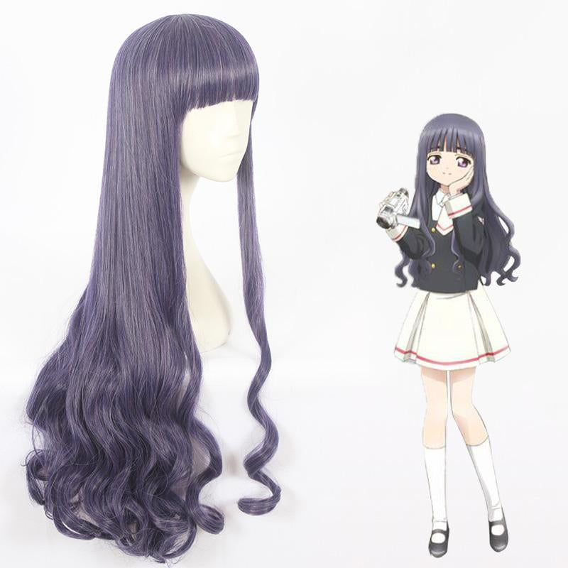 Cosplay Wig - Card Captor Sakura-Tomoyo