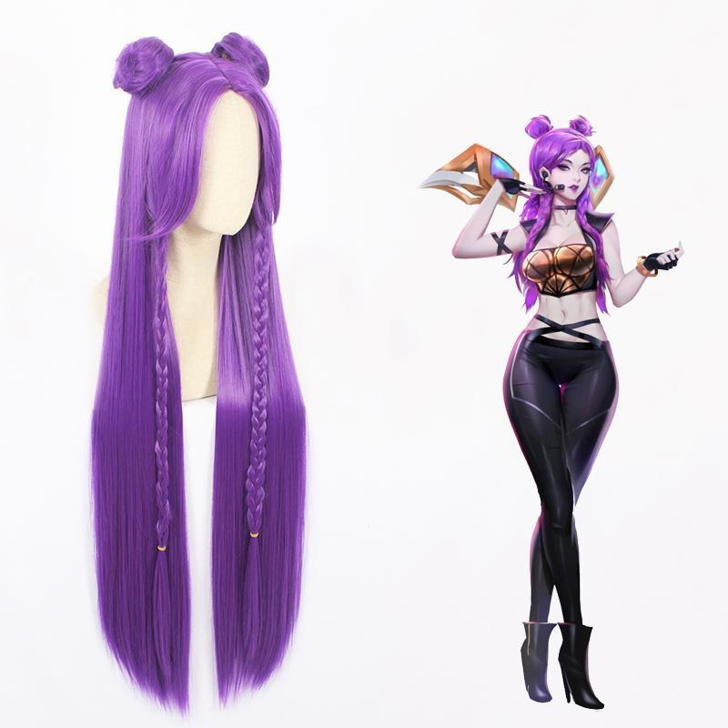 Cosplay Wig - LOL KDA - Kaisa