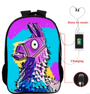 Fortnite Graphic School Backpack CSSO210