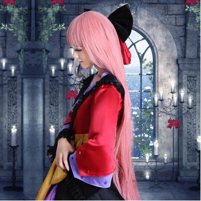 Vocaloid Luka Cosplay Dress/Costume