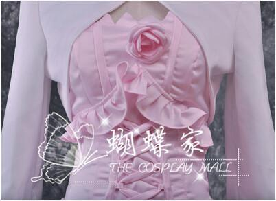 Code Geass Euphemia Li Britannia Cosplay Dress/Costume