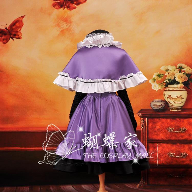 Umineko No Naku Koro Ni Beatrice Cosplay Dress/Costume