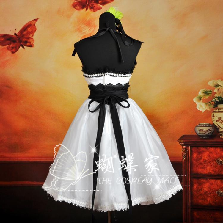 Gumi Lolita Cosplay Dress/Costume
