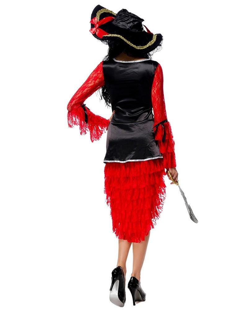 Sexy Pirate Womens Halloween Costume