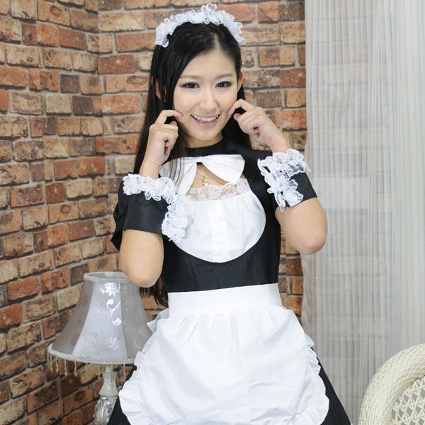Maid Waitress Costumes - MS004