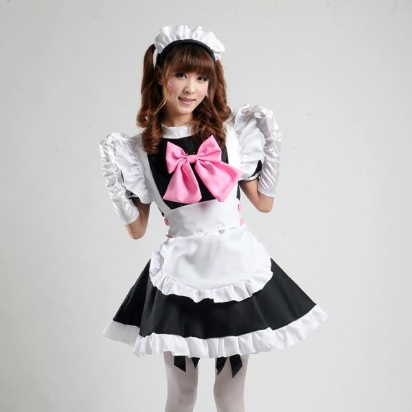 Maid Waitress Costumes - MS005