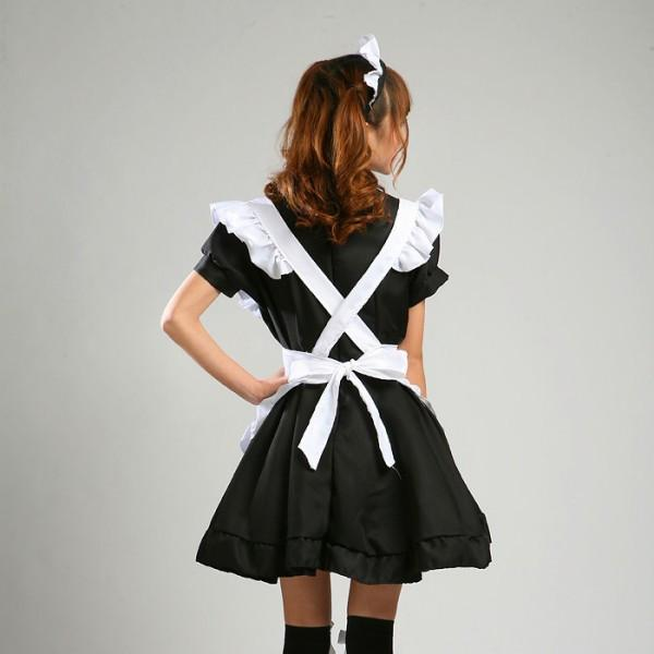 Maid Waitress Costumes - MS008