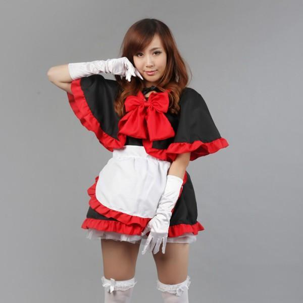 Maid Waitress Costumes - MS025