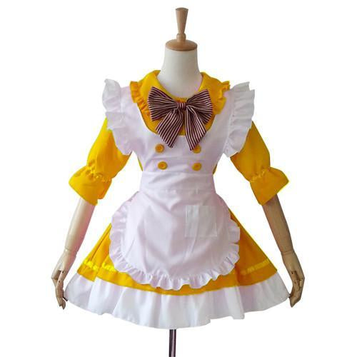 Maid Waitress Costumes - MS038
