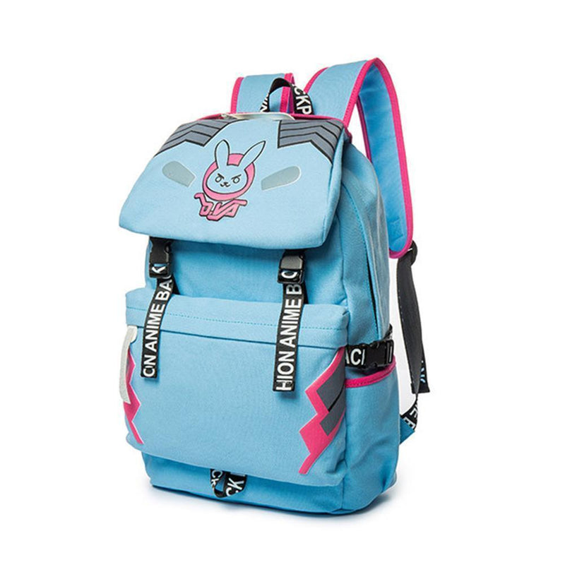 Game Overwatch Canvas Teen Backpack CSSO133