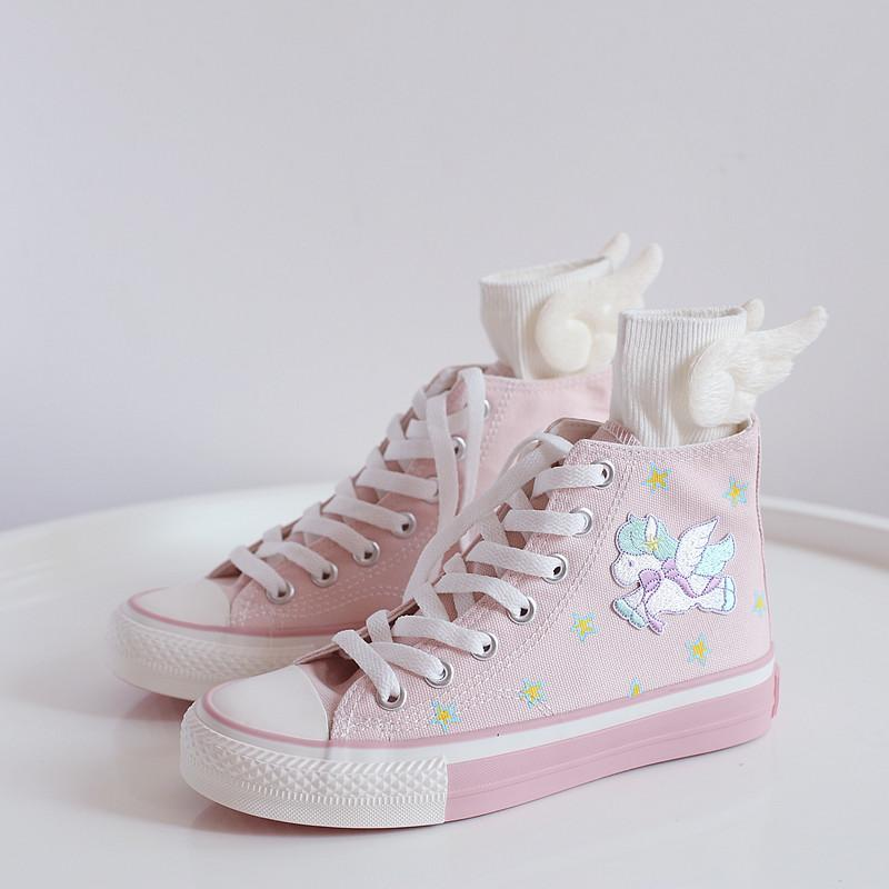 Magical Unicorn Shoes SD00316