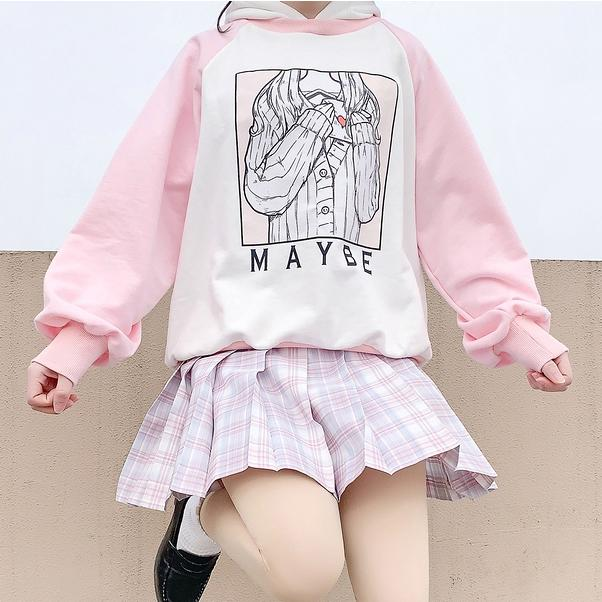 Maybe Love Letter Sweater SD00154