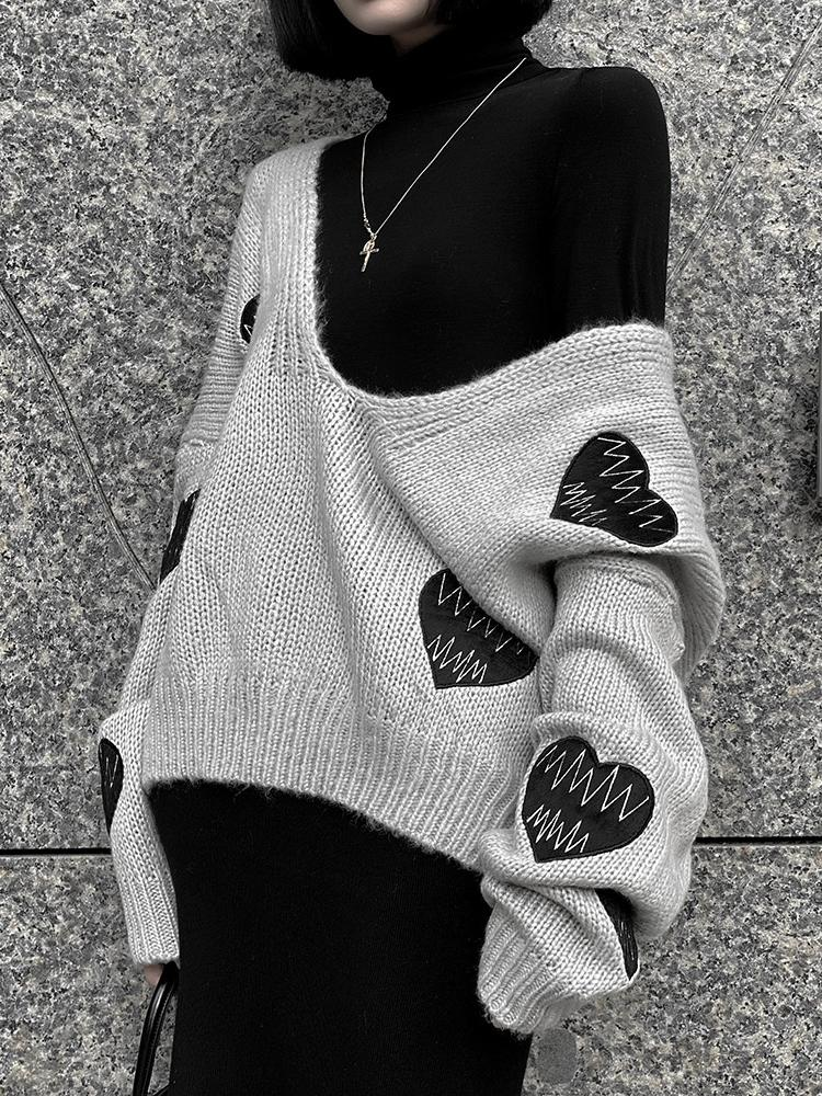 Pre-sale Heart Beat Sweater SD01904