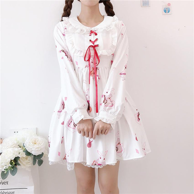 Bunny Musician Dress SD00304