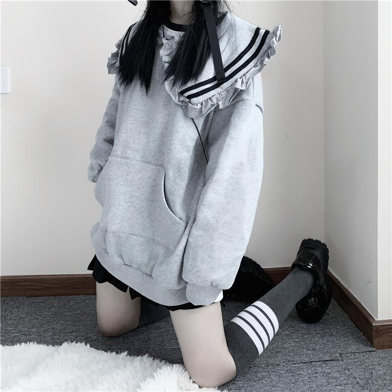 Winter Sailor Sweater SD01552