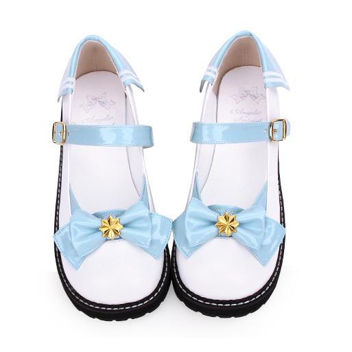 Sailor Bow Star Shoes SD00032