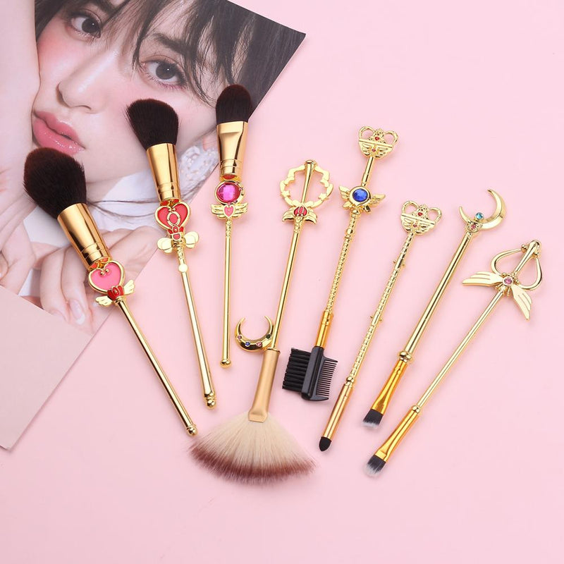 Sailor Moon Magical Staff Make-Up Brush Ver.2 SD01438