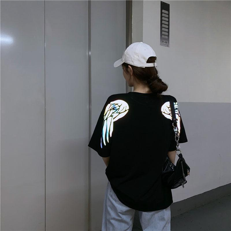 Reflective Wings T-shirt SD01220