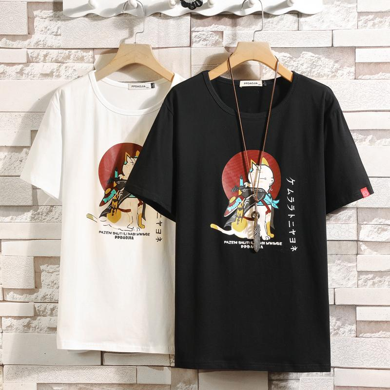 Travelling Neko T-shirt SD01214