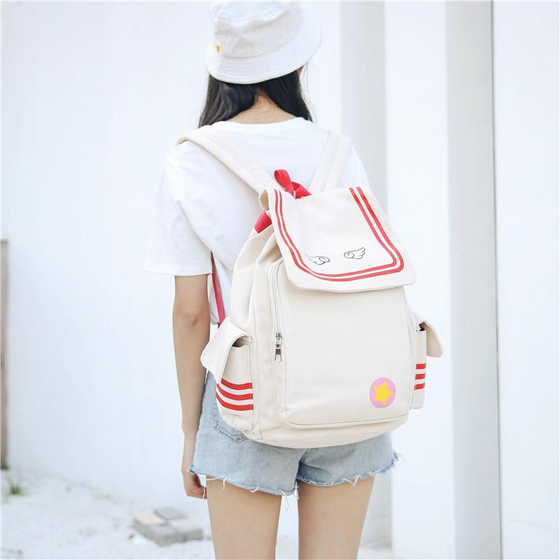 Cardcaptor Sakura School Backpack