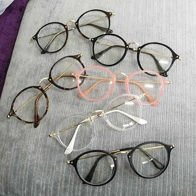 Color Frame Fake Glasses SD01652