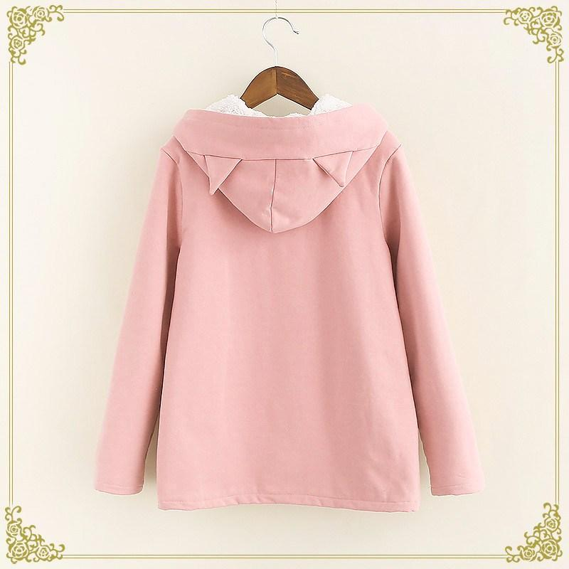 Cat Pocket Jacket SD01653