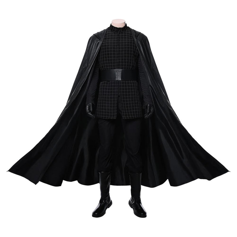 Star Wars: The Rise of Skywalker-Kylo Ren Cosplay Costume