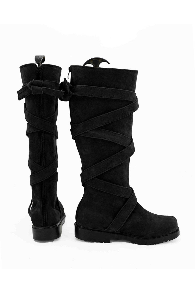 Game of Thrones Season 7 Daenerys Targaryen Boots Cosplay Shoes