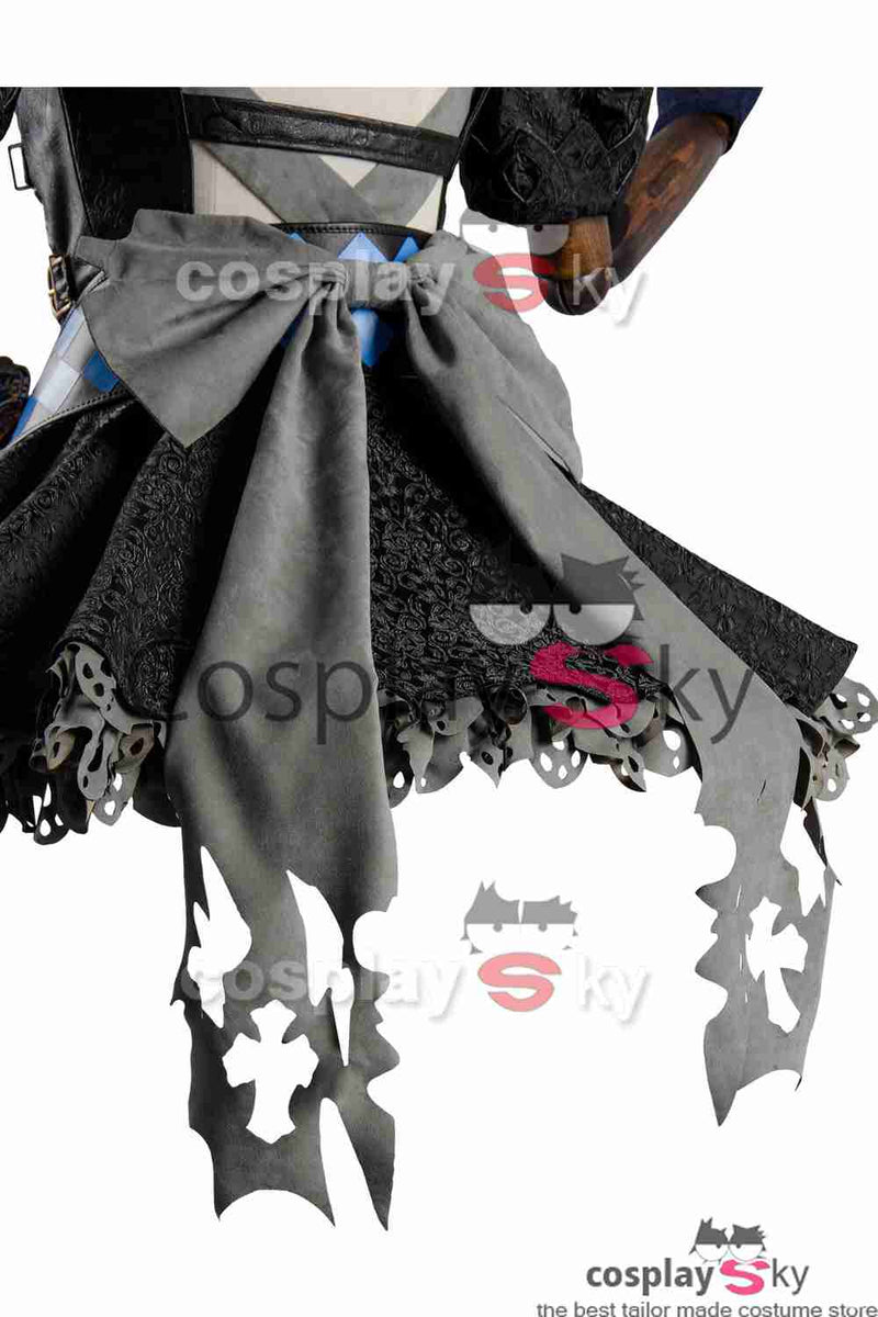 Game SINoALICE Alice Lolita Dress Cosplay Costume