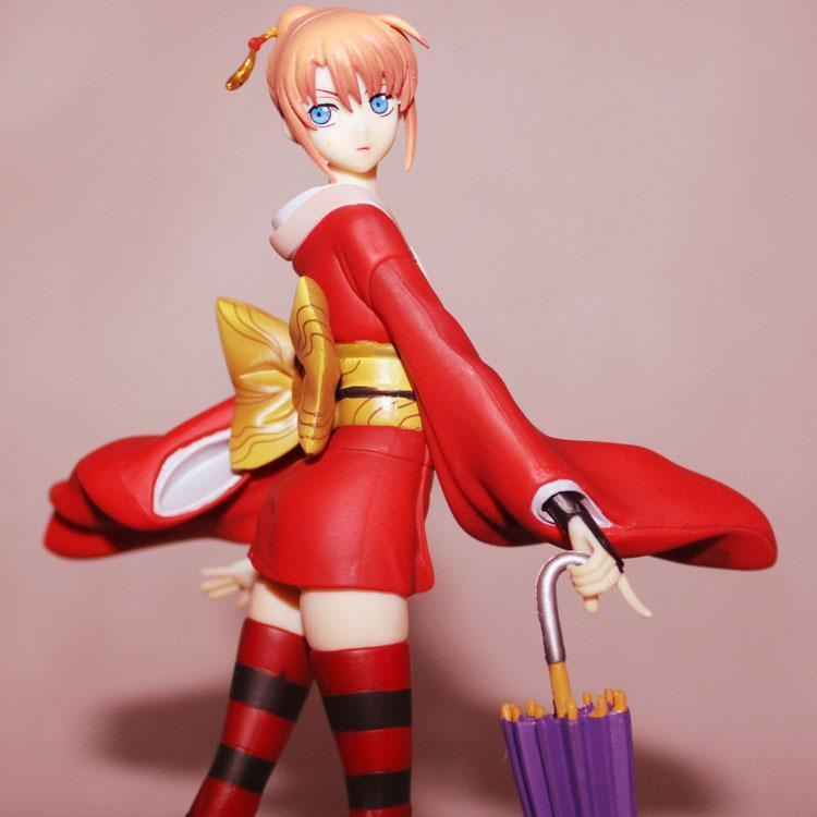 Gintama Kagura Action Figure