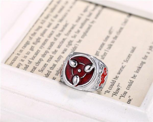 Naruto Ring Sharingan Pattern
