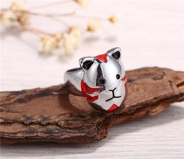 Naruto Anbu Mask Rings