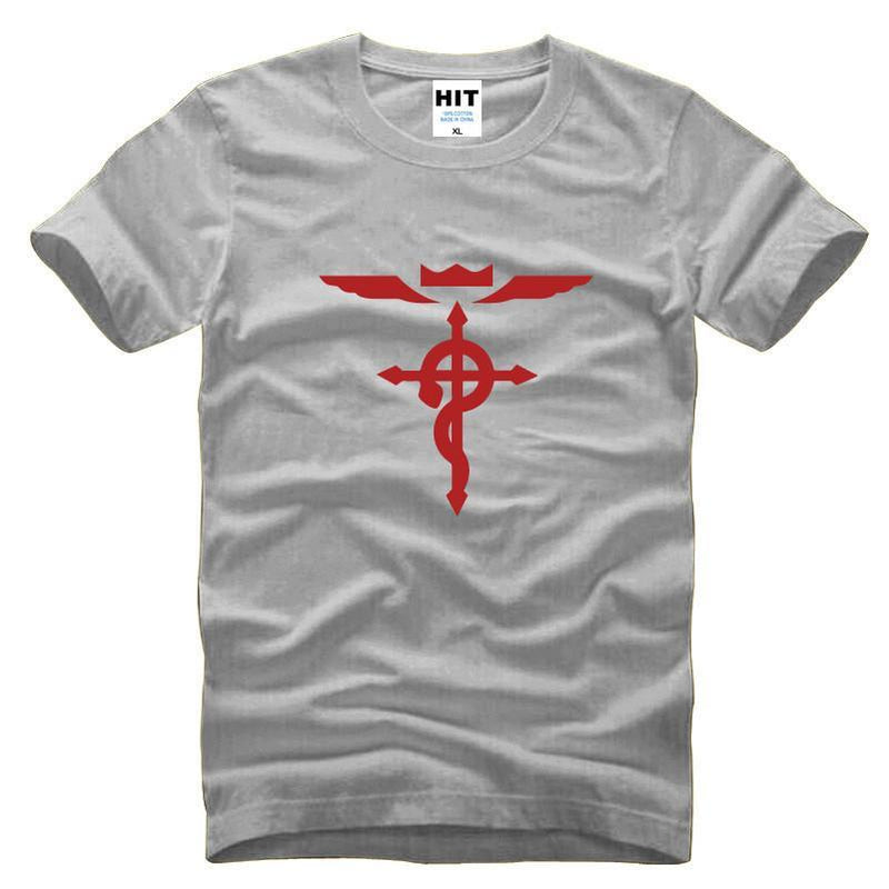 Fullmetal Alchemist T Shirt for Men
