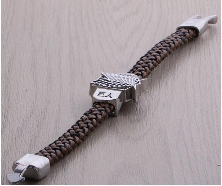 Attack on Titan Bracelet - Scouting Legion Wristband