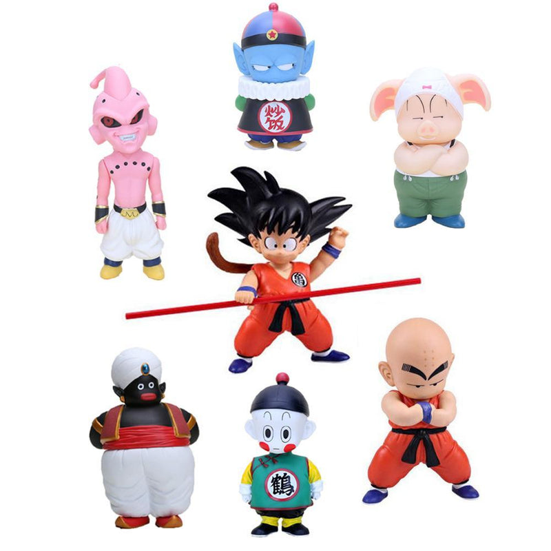 Dragonball Son Goku Krillin Action Figure