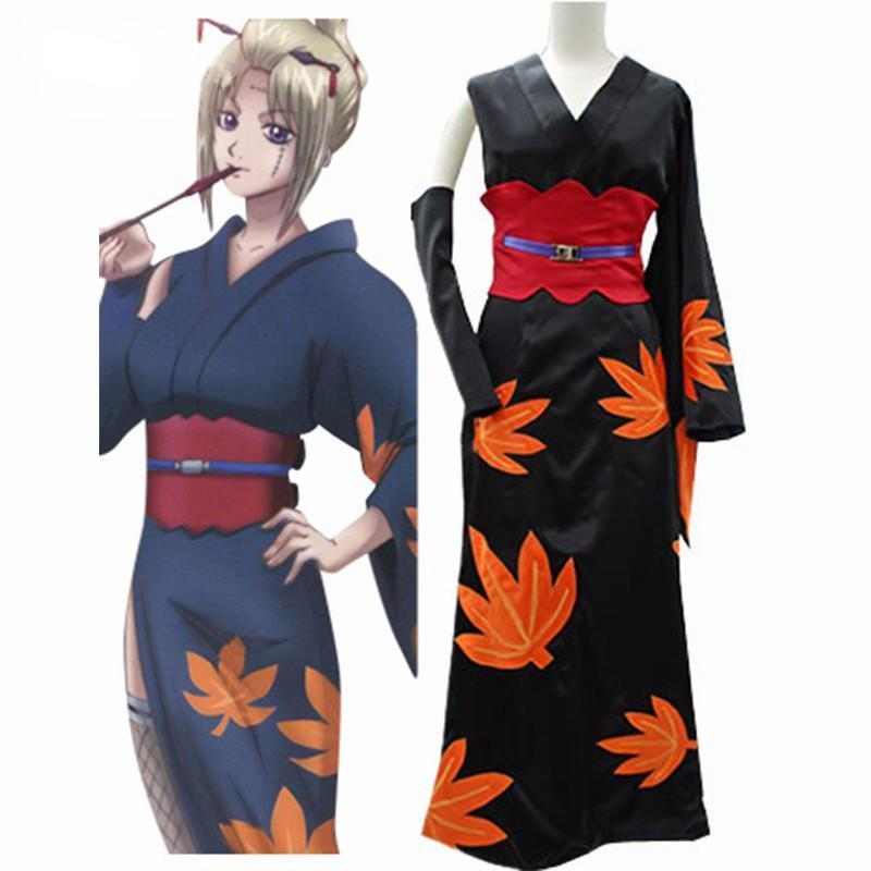 Tsukuyo Cosplay Kimono - Anime Costume For Kids and Adults