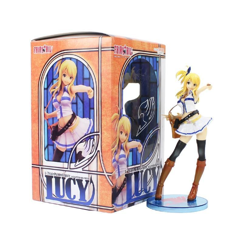 Fairy Tail Action Figure Lucy Heartfilia