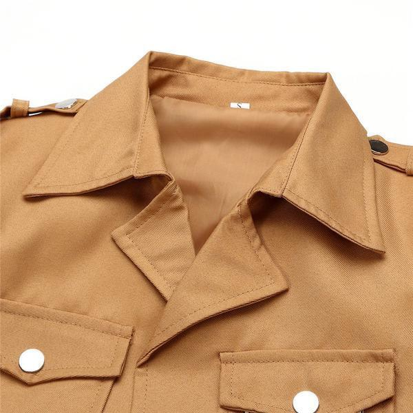 Scouting Legion Cosplay Costume Jacket Coat