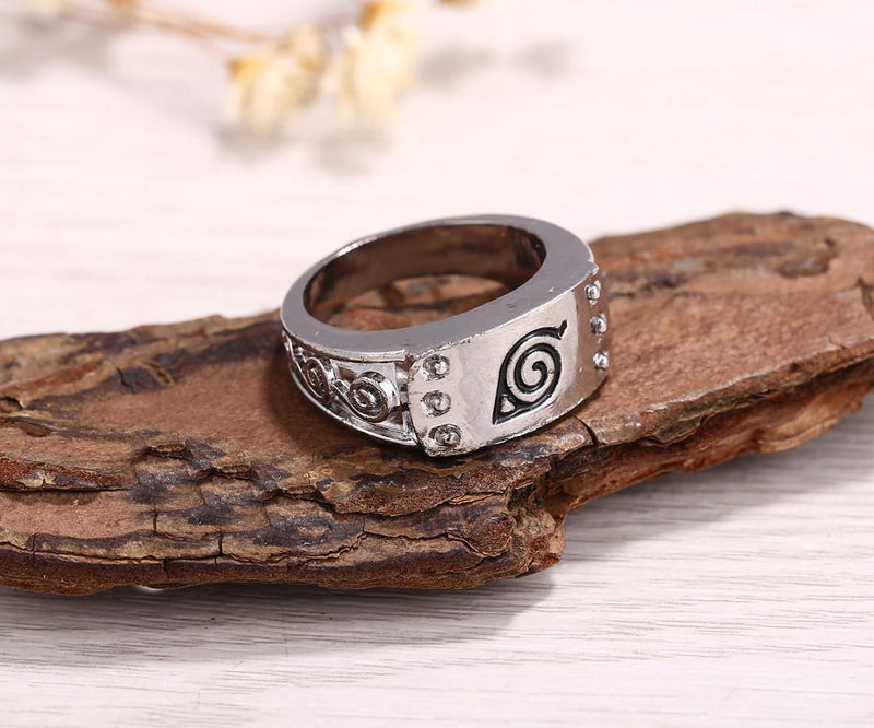 Naruto Leaf Ring