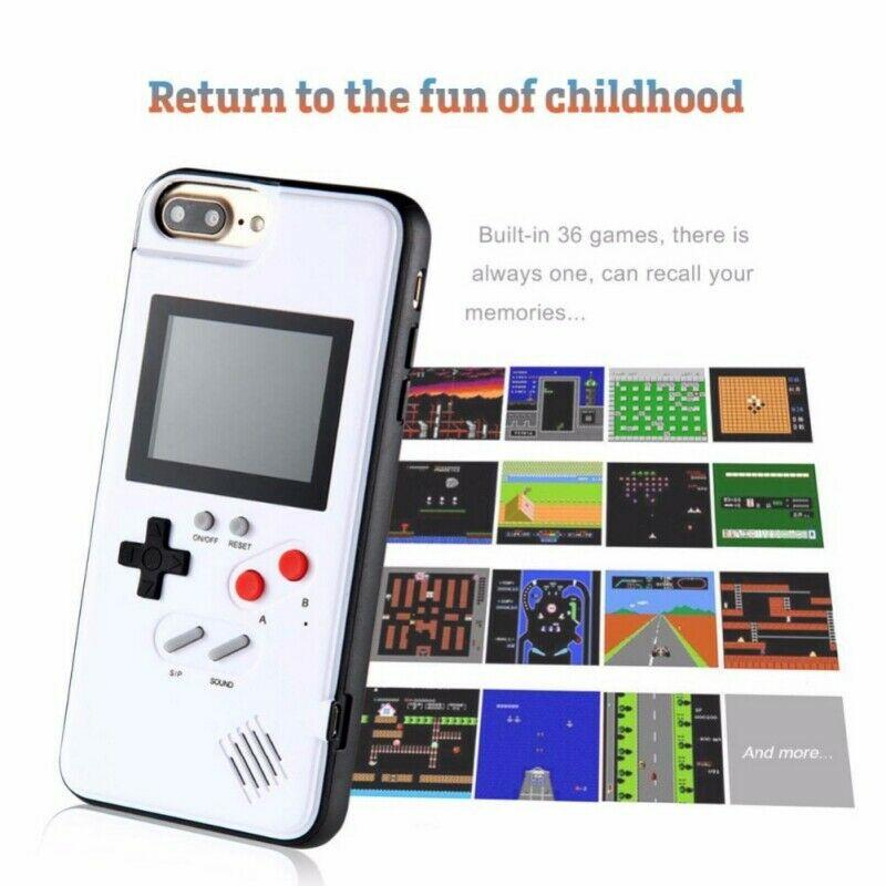 36 Games Iphone Phone Case SD02276
