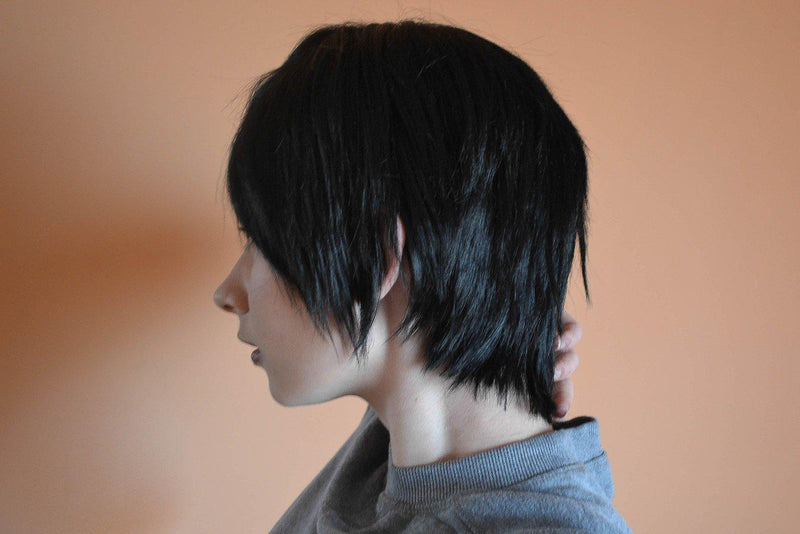 Cosplay Wig - Fairy Tail - Gray Fullbuster