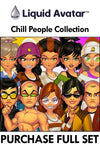 Purchase Liquid Avatar – Chill People 2020 - 10 Piece Set 1